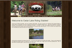 Icomex Launches Cedar Lakes Riding Stables