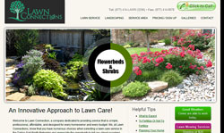 iComex Launches Lawn Connections Website